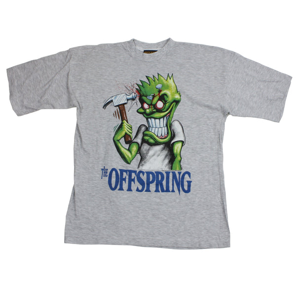 "Vintage 1995 The Offspring ""Hammered"" Shirt - XL"