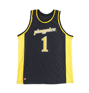 Vintage 2002 Nelly Promo Basketball Jersey