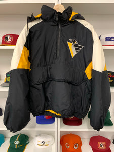 Vintage 90's Pittsburgh Penguins Jacket - XL