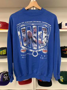 Vintage 1999 Indianapolis Colts Sweatshirt - XL