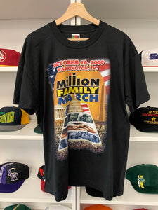 Vintage Million Family March Shirt - XL