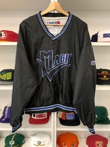 Vintage 90's Orlando Magic Windbreaker Jacket - XL