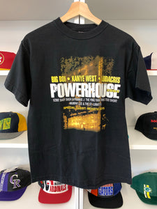 Vintage 2004 Powerhouse Concert Shirt - M