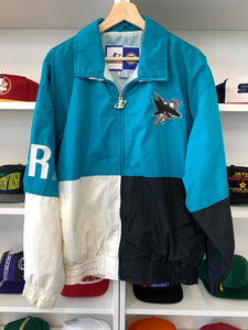 Vintage NHL San Jose Sharks Jacket - M