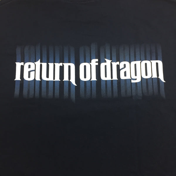 "Vintage 2001 Sisqo ""Return Of Dragon"" Album Promo Shirt"