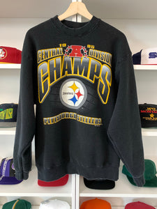 Vintage 1995 Pittsburgh Steelers Sweatshirt - XL