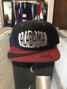 Vintage Alabama Crimson Tide Snapback Hat