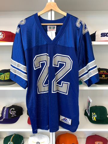 Vintage Dallas Cowboys Emmitt Smith Jersey - L