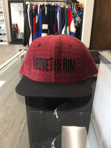 Vintage Above The Rim Snapback Hat