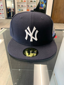 New Era 2000 Subway Series New York Yankees Fitted Hat