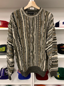 Vintage Coogi Style Sweater - M