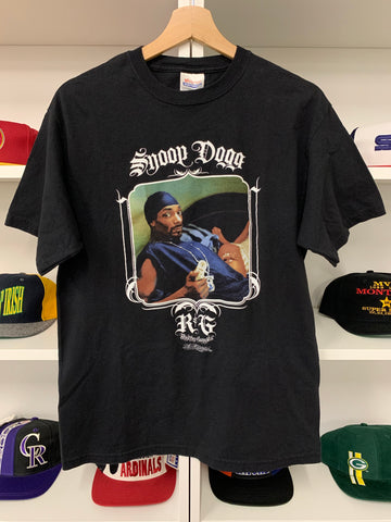 Vintage 2004 Snoop Dogg Album Promo Shirt - M
