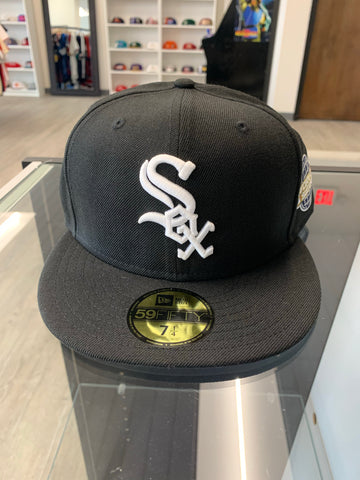 New Era 2005 World Series Chicago White Sox Fitted Hat