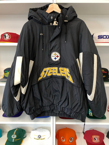Vintage Starter Pittsburgh Steelers Jacket - XL