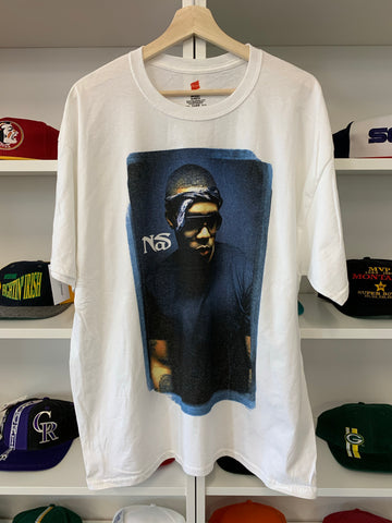 "Nas 2012 ""Life is Good"" Tour Shirt - XL"