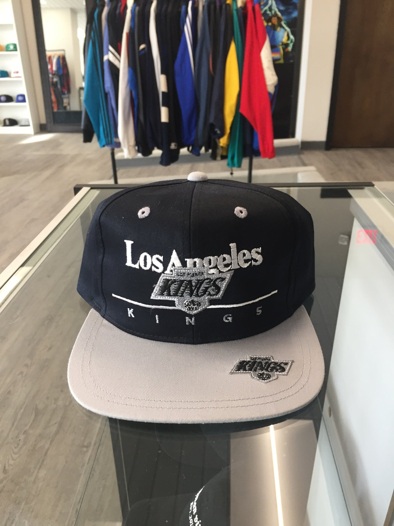Vintage Los Angeles Kings Snapback Hat