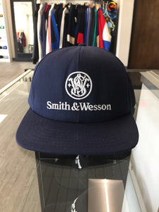 Vintage Smith & Wesson Snapback Hat