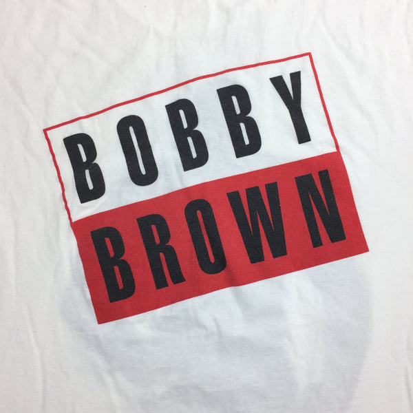 Vintage 1992 Bobby Brown Shirt - XL
