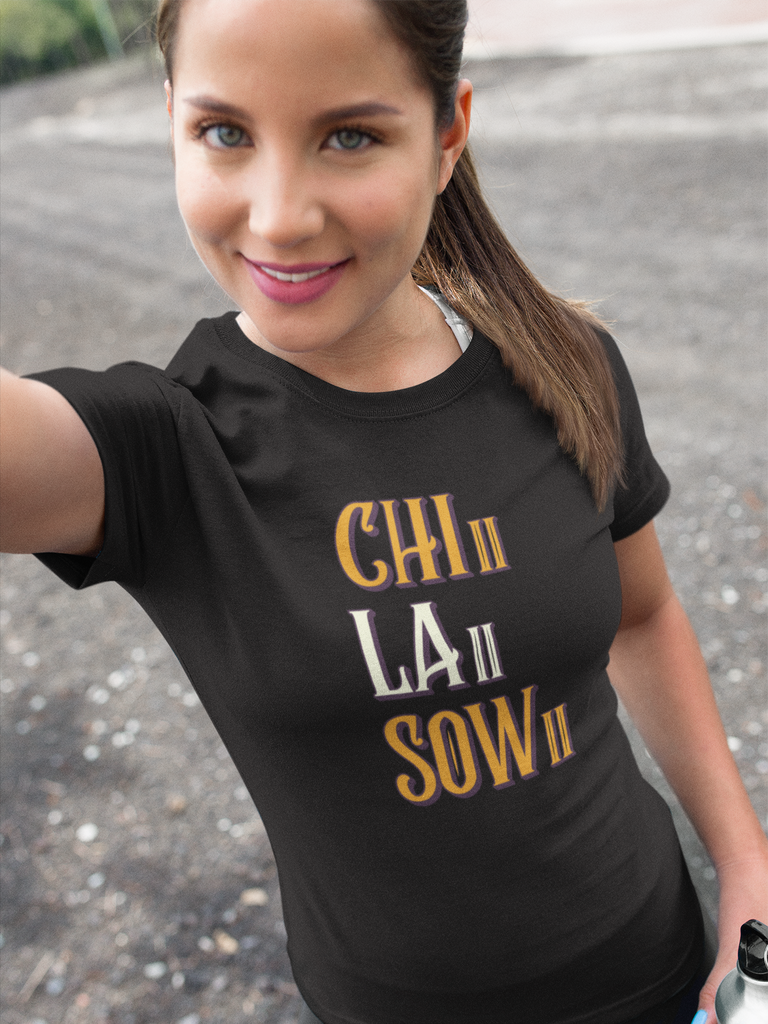 Chi La Sow - Wedding Special  Women Tees