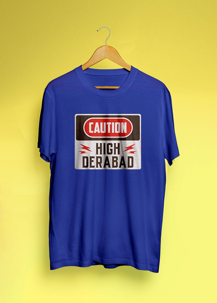 HIGH DERABAD - Cricket special Tee