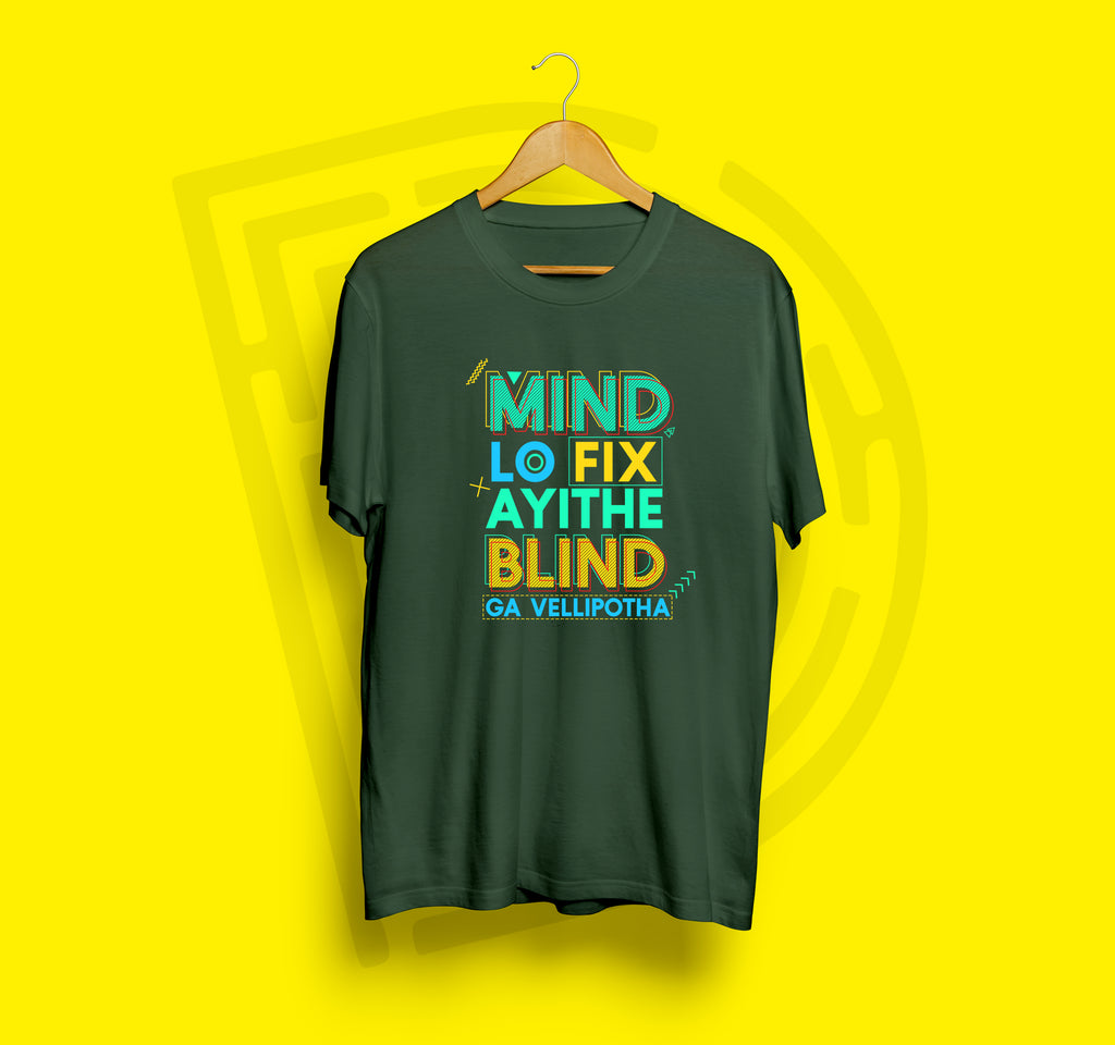 Mind lo Fix aythe-T-shirt