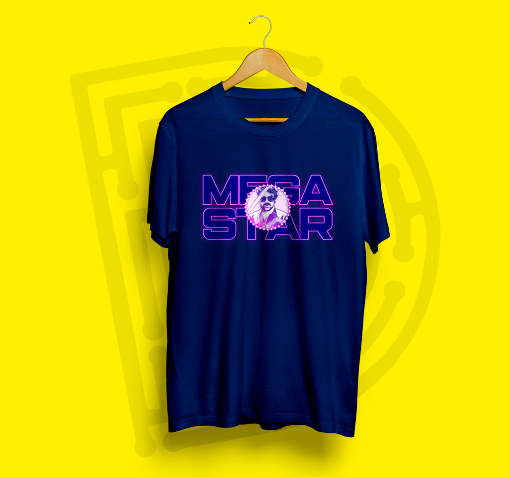MEGA STAR T-SHIRT