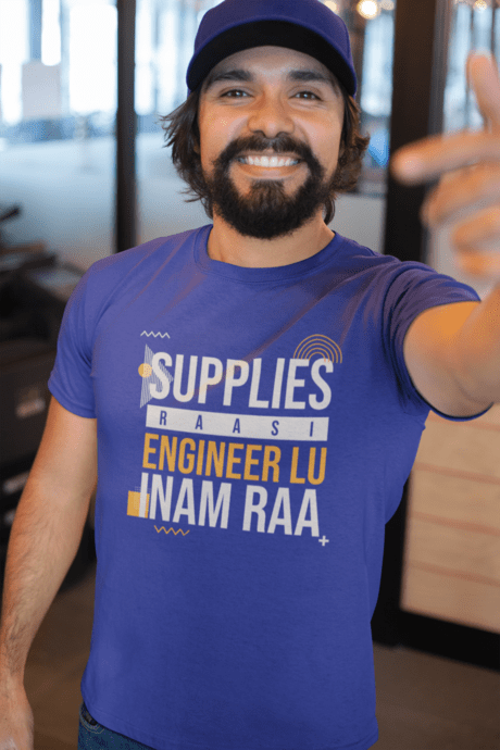 Supplies Raasi Engineer lu inam Raa