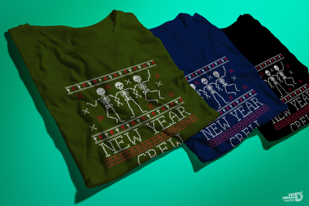 New Year Crew T-shirt