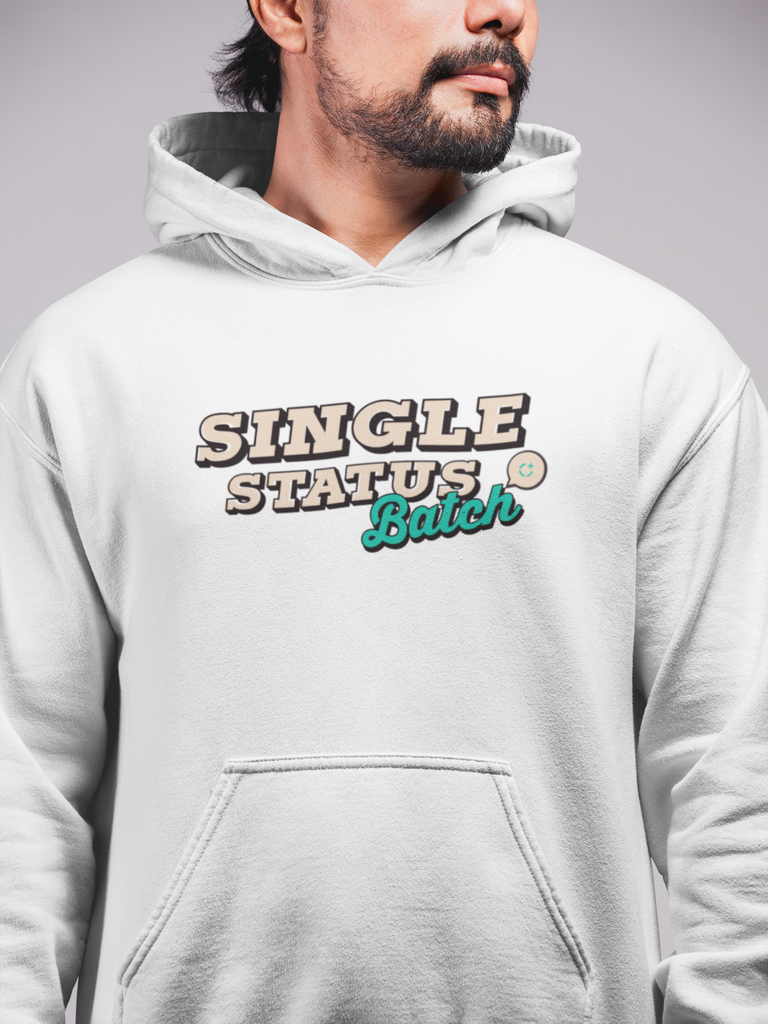 Single Status Batch hoodie
