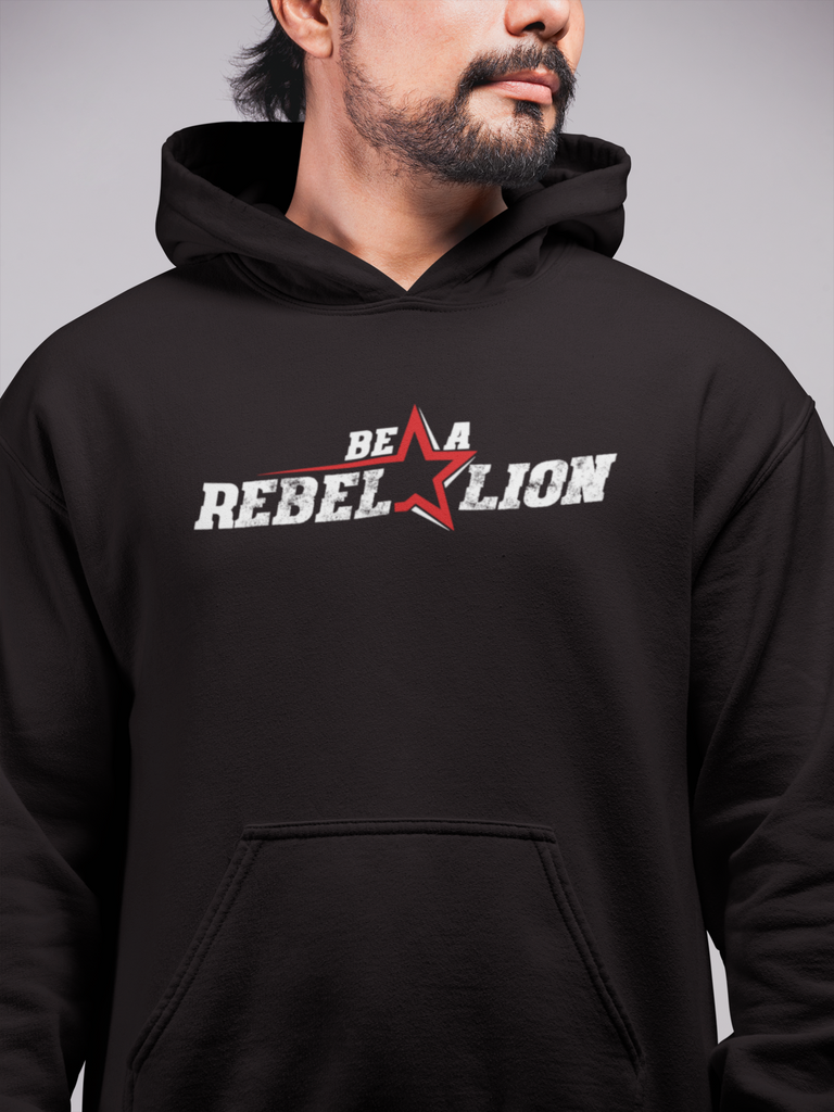 Be A Rebellion_Hoodie