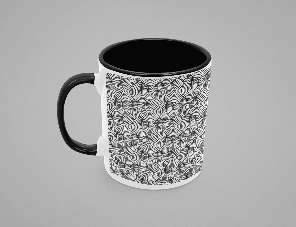 ABSTRACT VARIANT MUG 3