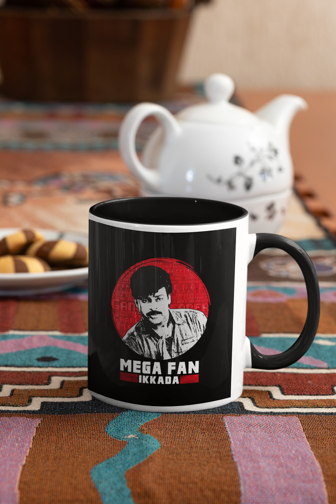 Mug Magastar Fan Ikkada