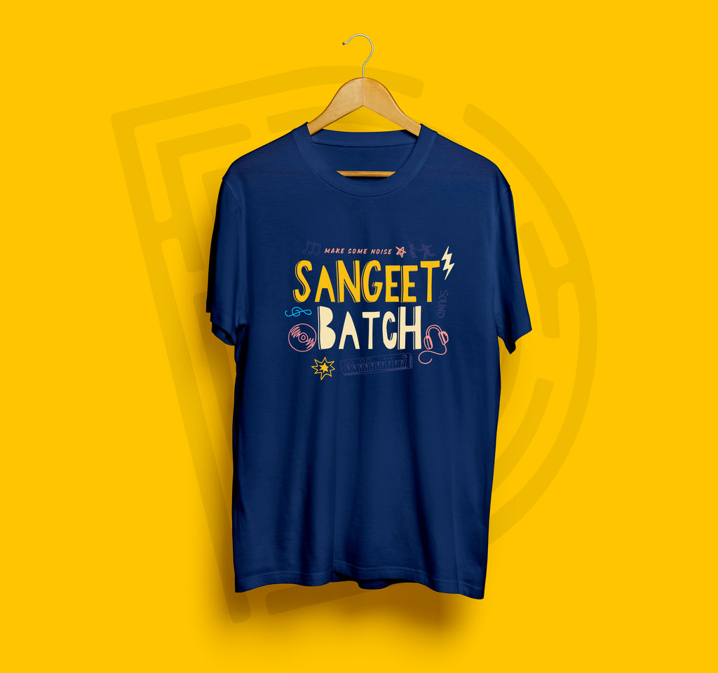 Sangeet Batch - Wedding Special Tee