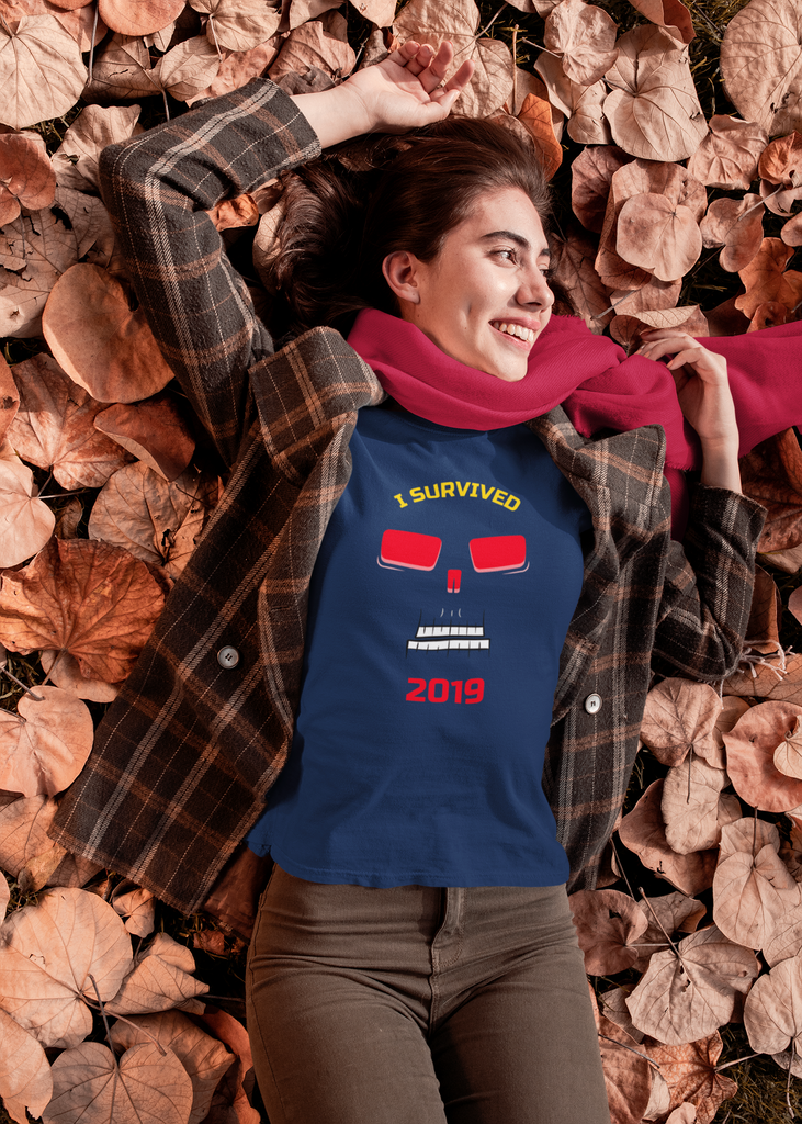 I Survived 2019-Women T-shirt