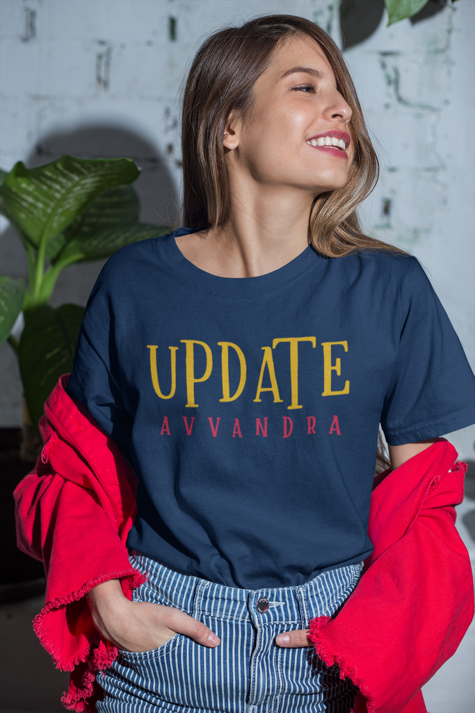 Update Avvandra - Women's Tee