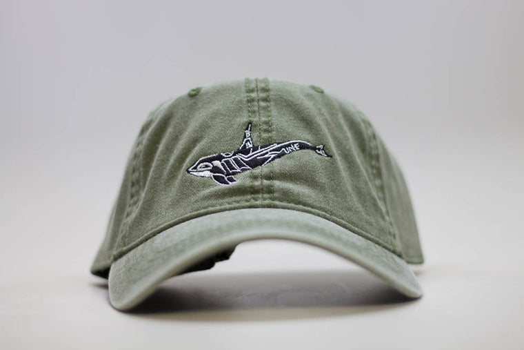 custom embroidered dad hat with your logo