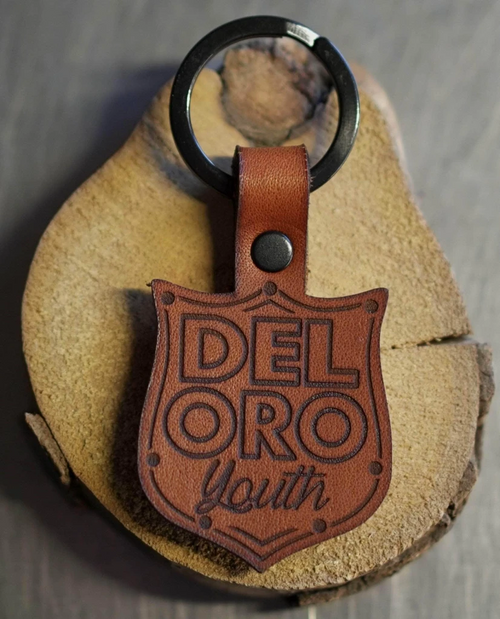 custom leather keychains with my logo