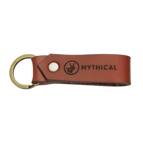 Custom Leather Keychain in bulk wholesale