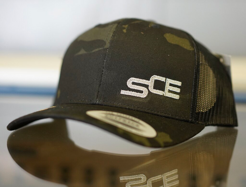 multicam hat with custom embroidery yucaipa
