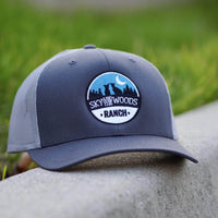custom embroidered patch hat