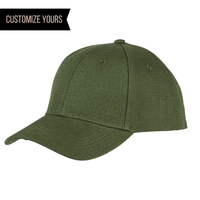custom hemp hat with logo eco friendly