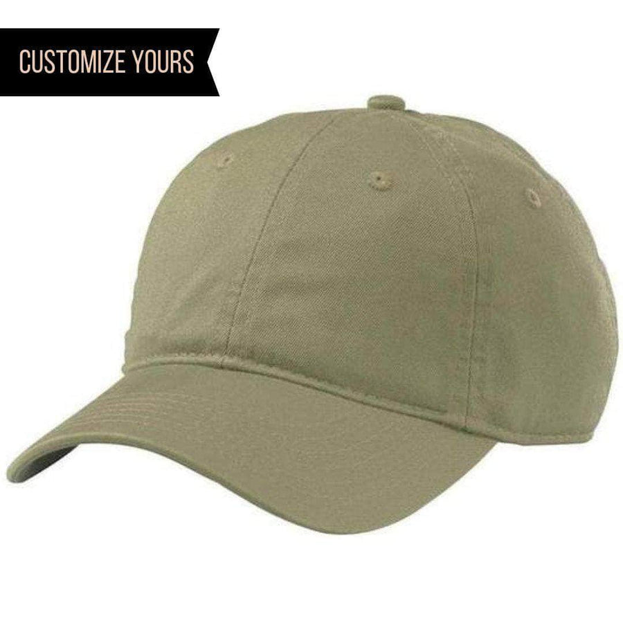 40d02614d2bc5 Jungle Econscious Organic Cotton Twill Unstructured Baseball Hat Embroidery  engraving leather patch