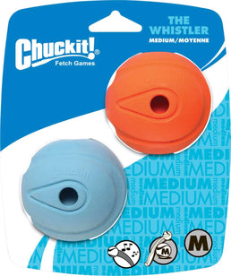 Chuckit Fetch Games The Whistler, medium - Totteland.dk