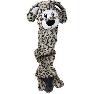 Kong stretchezz jumbo snow leopard XL
