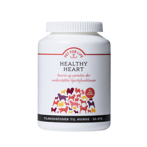 Pet for Life Healthy Heart 90 stk.