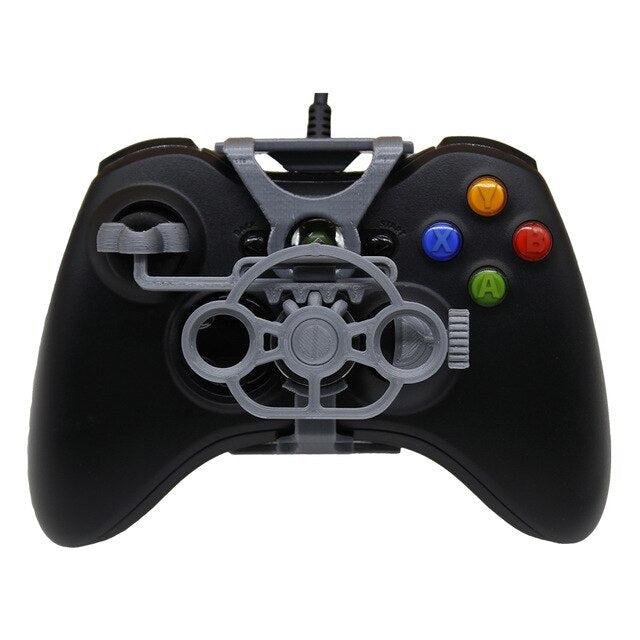 Mini Steering Wheel add on for Xbox 360 Controller
