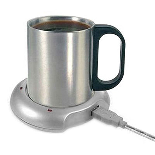 USB Tea/Coffee Warmer Heater Cup/Mug Pad
