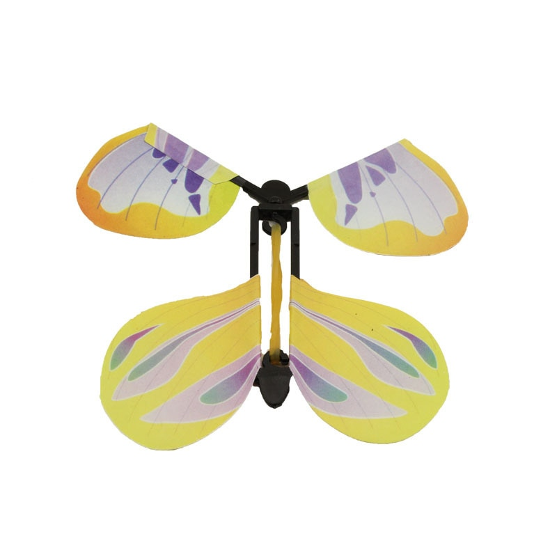 10 Pcs Magic Butterfly Flying for Magic Props & Funny Surprises