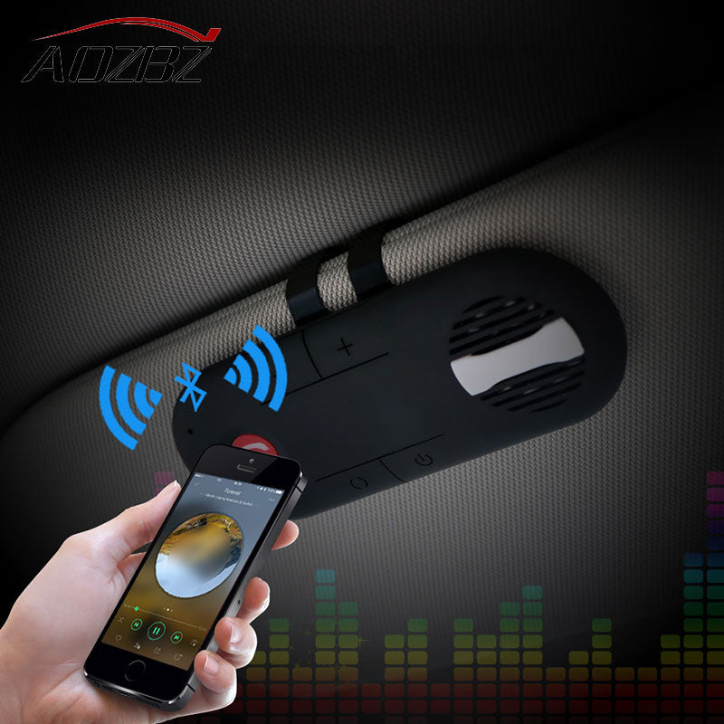 Universal Car Bluetooth Speakerphone