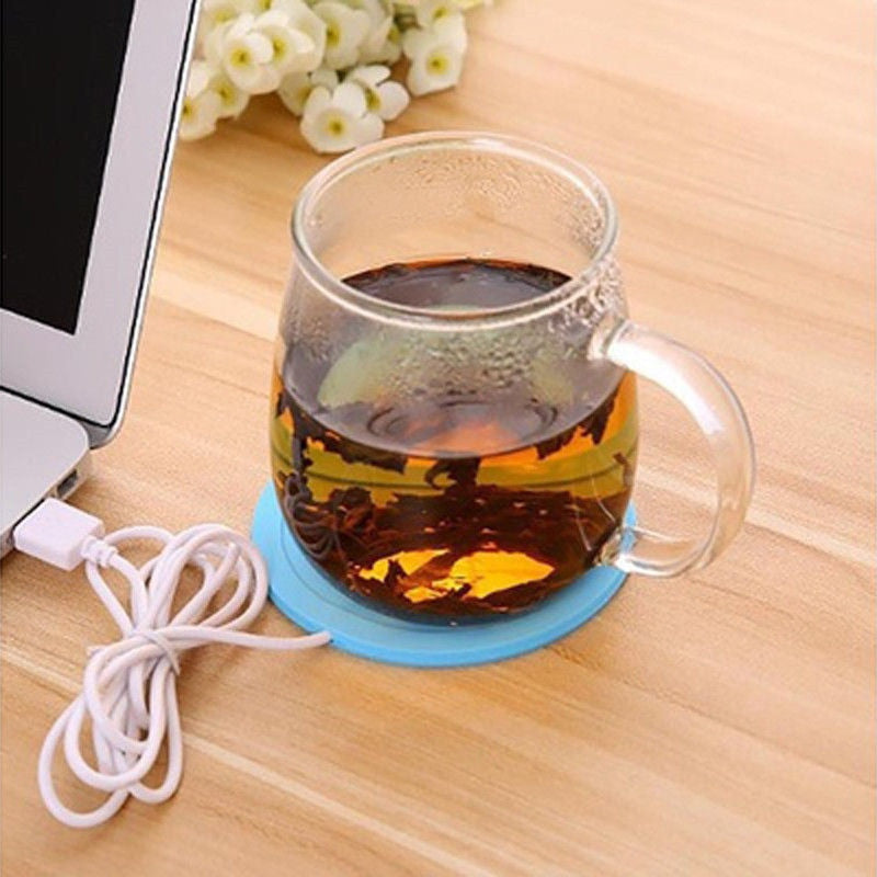 USB Office Tea/Coffee Cup/Mug warmer Heating Mats Pads